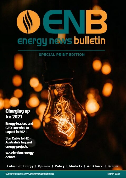 Mumford Commercial Consulting features in this month's special print edition of the Energy News Bulletin